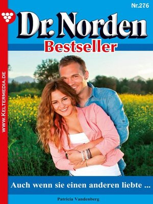 cover image of Dr. Norden Bestseller 276 – Arztroman