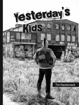 cover image of Yesterday's Kids