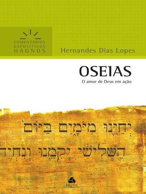 cover image of Oseias
