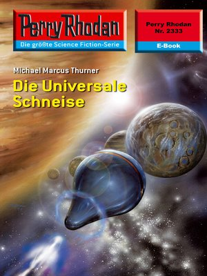 cover image of Perry Rhodan 2333
