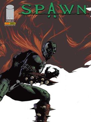 cover image of Spawn, Band 84