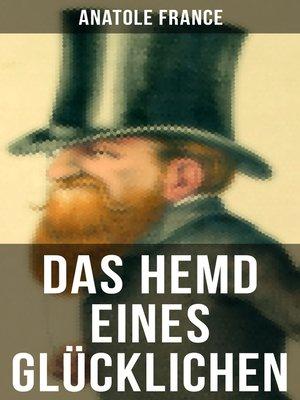 cover image of Das Hemd eines Glücklichen