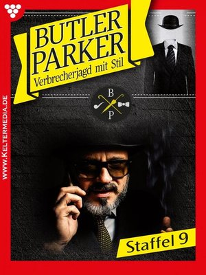 cover image of Butler Parker Staffel 9 – Kriminalroman
