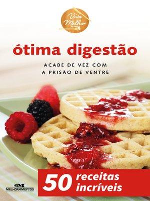 cover image of Ótima Digestão