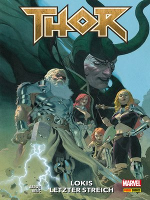 cover image of Thor, Band 4--Lokis letzter Streich
