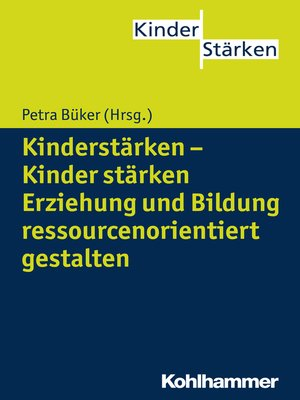 cover image of Kinderstärken--Kinder stärken