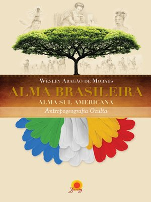cover image of Alma brasileira
