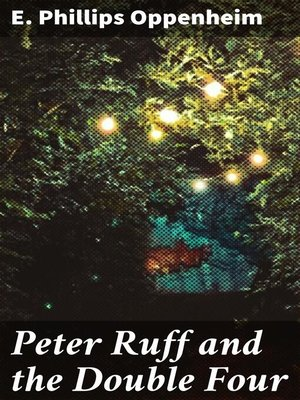 cover image of Peter Ruff and the Double Four