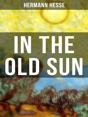 cover image of IN THE OLD SUN