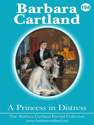 cover image of A Princess in Distress