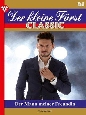 cover image of Der kleine Fürst Classic 34 – Adelsroman