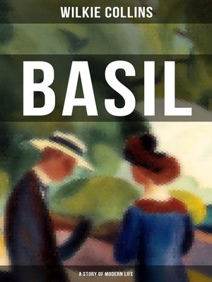 cover image of Basil (A Story of Modern Life)