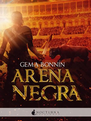 cover image of Arena negra