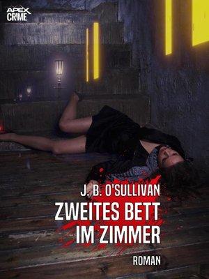 cover image of ZWEITES BETT IM ZIMMER