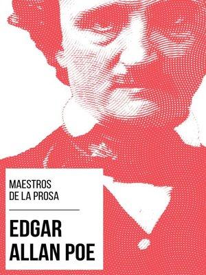 cover image of Maestros de la Prosa--Edgar Allan Poe