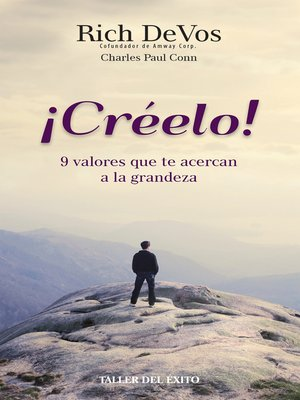 cover image of ¡Créelo!