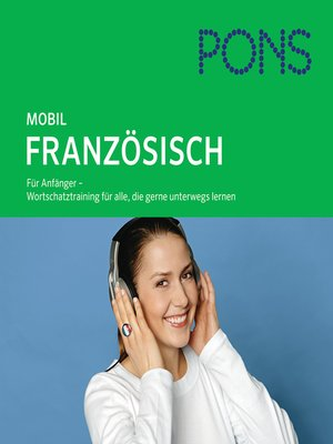 cover image of PONS mobil Wortschatztraining Französisch