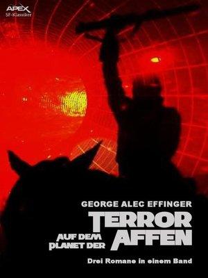 cover image of TERROR AUF DEM PLANET DER AFFEN