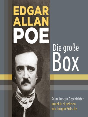 cover image of Edgar Allan Poe--seine besten Geschichten