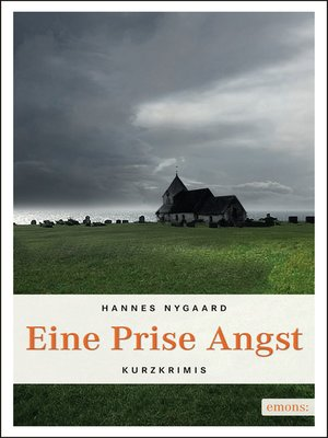 cover image of Eine Prise Angst