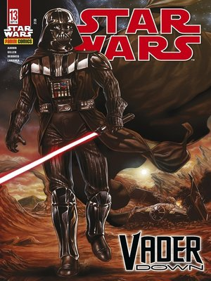 cover image of Star Wars, Comicmagazin 13--Vader Down