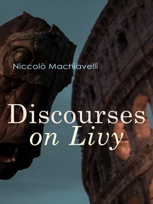 cover image of Discourses on Livy