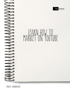 cover image of Learn How to Market on YouTube