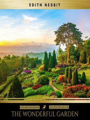 cover image of The Wonderful Garden