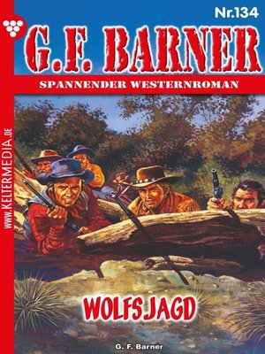 cover image of G.F. Barner 134 – Western