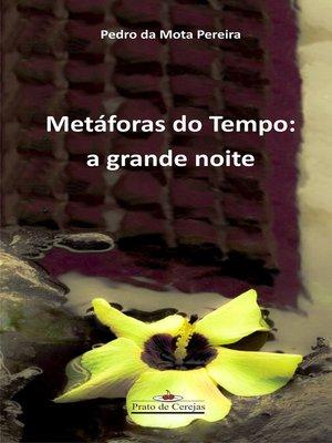 cover image of Metáforas do Tempo