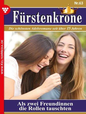 cover image of Fürstenkrone 63--Adelsroman