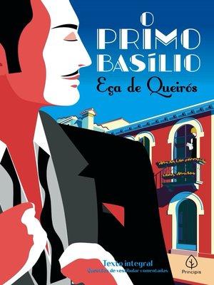 cover image of O primo Basílio