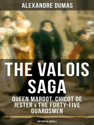cover image of THE VALOIS SAGA