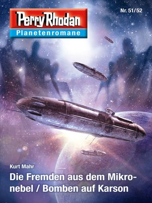 cover image of Planetenroman 51 + 52