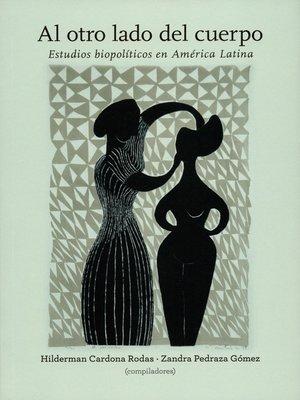 cover image of Al otro lado del cuerpo