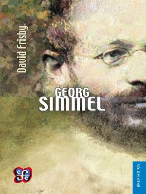 cover image of Georg Simmel