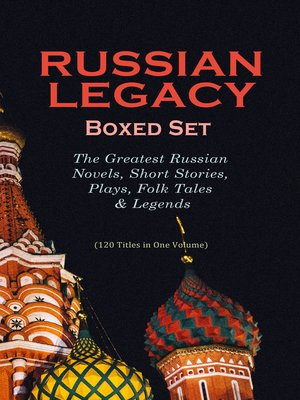 cover image of RUSSIAN LEGACY Boxed Set