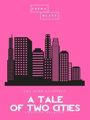 cover image of A Tale of Two Cities / the Pink Classics
