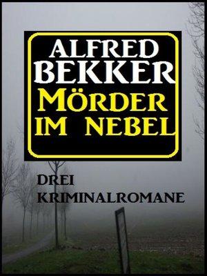 cover image of Mörder im Nebel