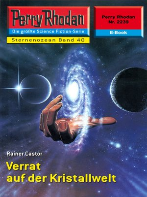 cover image of Perry Rhodan 2239