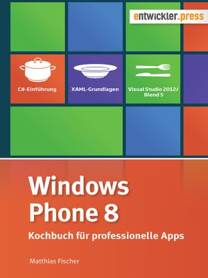 cover image of Windows Phone 8