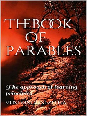 cover image of The book of parables