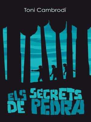 cover image of Els secrets de pedra
