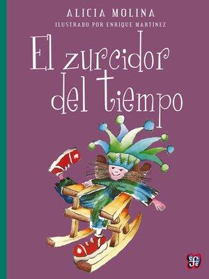cover image of El zurcidor del tiempo