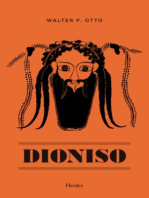 cover image of Dioniso