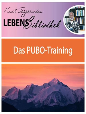 cover image of Lebens Bibliothek--Das Pubo-Training