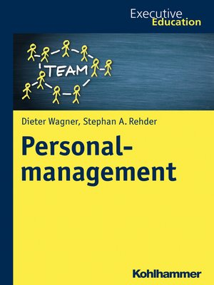 cover image of Personalmanagement