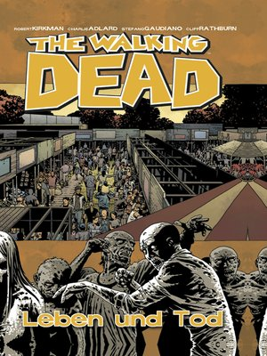 cover image of The Walking Dead 24