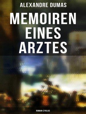 cover image of Memoiren eines Arztes