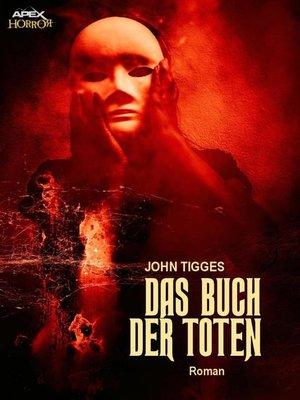 cover image of DAS BUCH DER TOTEN
